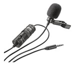 BOYA BY-M1 Omni Directional Lavalier Microphone for Cameras and Smartphones